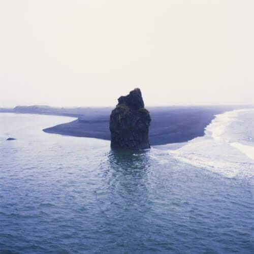 island oceán fotografie do interiéru