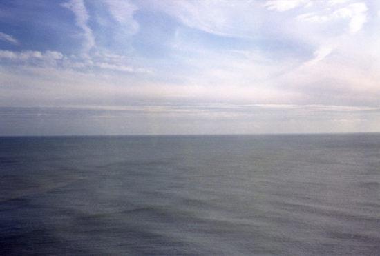 horizont oceán fotografie do interiéru obraz